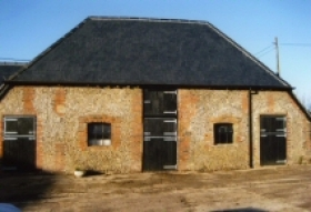 Barn and Stable conversion